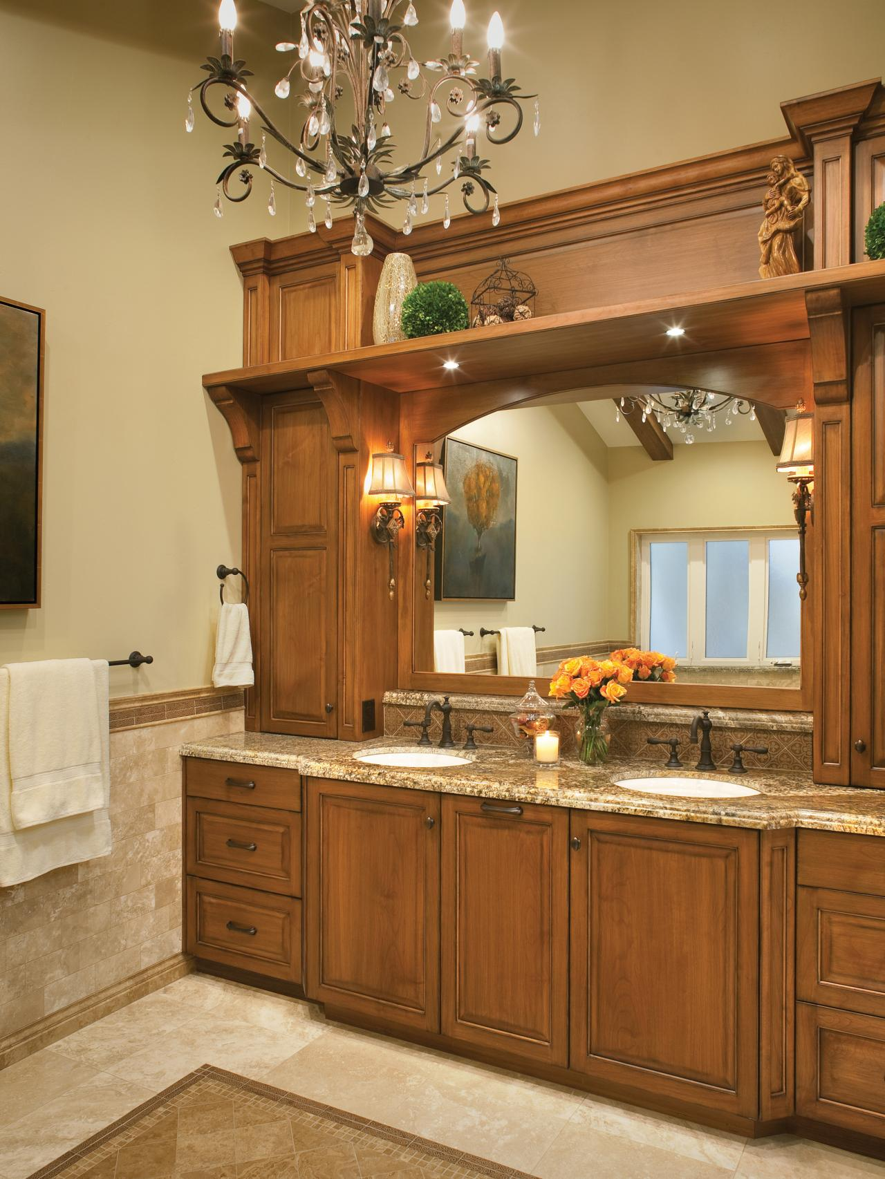 Traditional bathroom designs hgtv - Pictures of bathroom designs ...