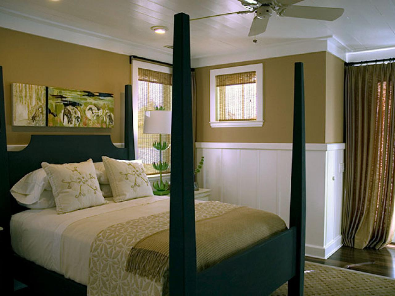 Bedroom ceiling design ideas pictures options tips hgtv for Bed rooms design
