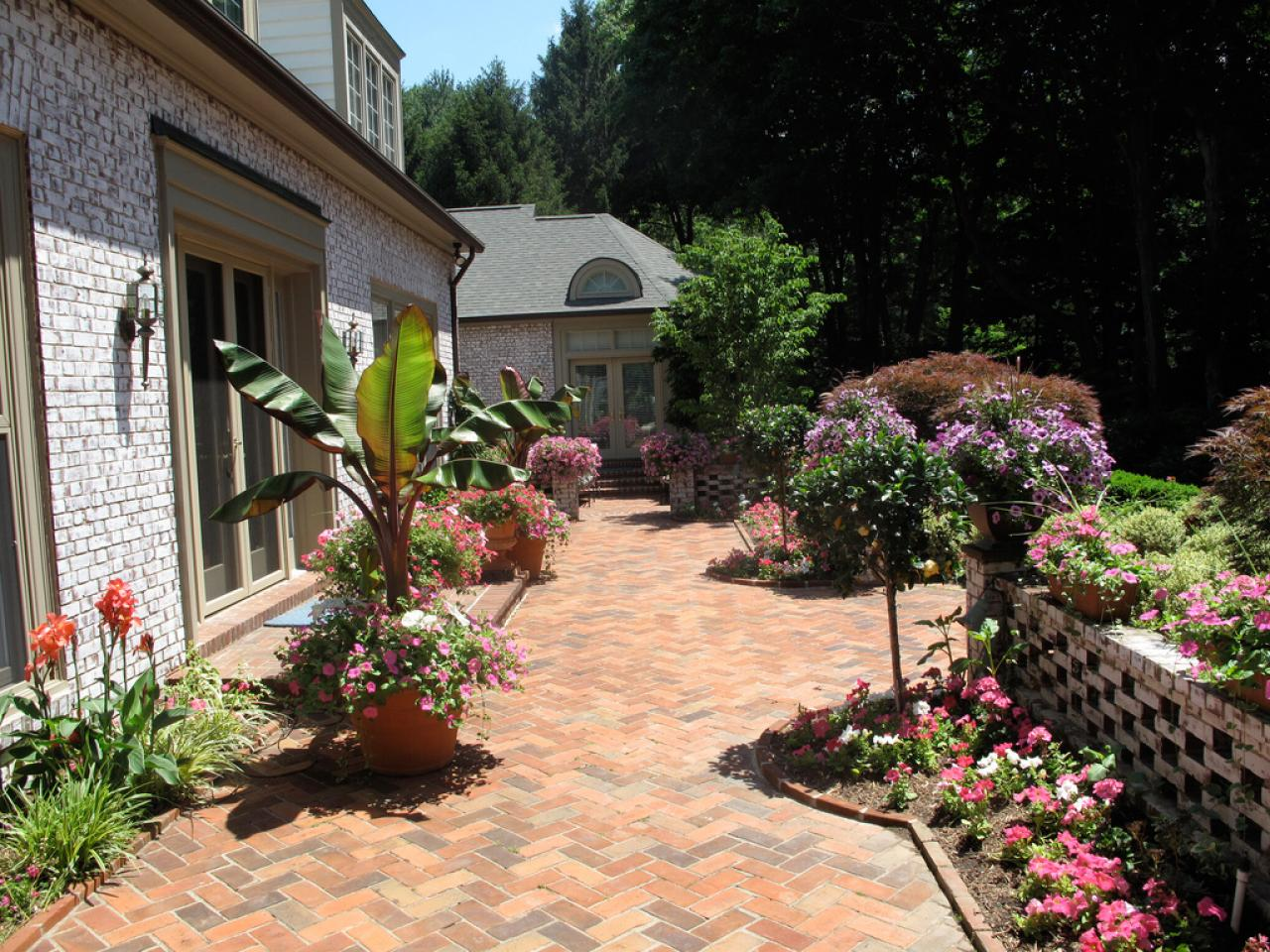 brick paver patios - Paver Design Ideas