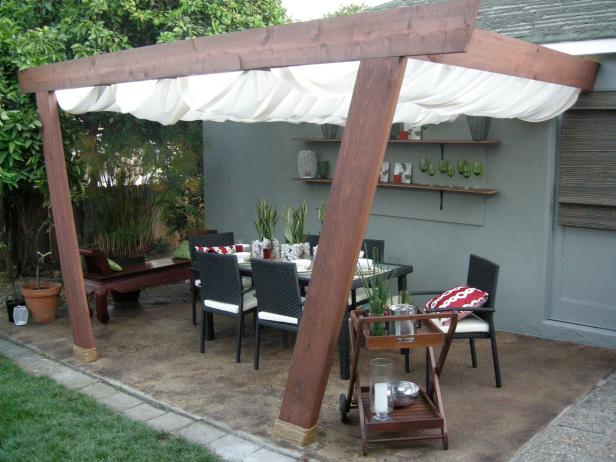 Inexpensive Covered Patio Ideas | Patio ideas And Patio design