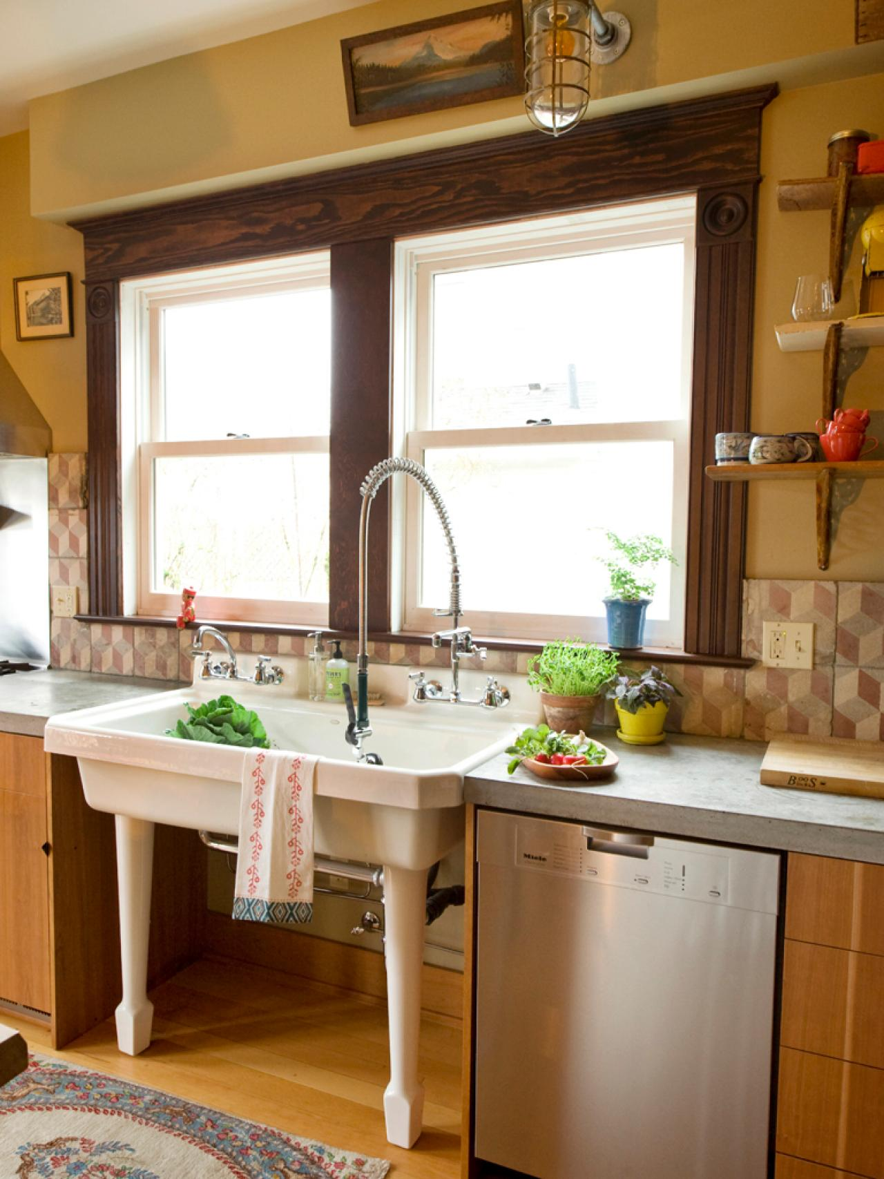 stainless steel kitchen cabinets: pictures, options, tips & ideas