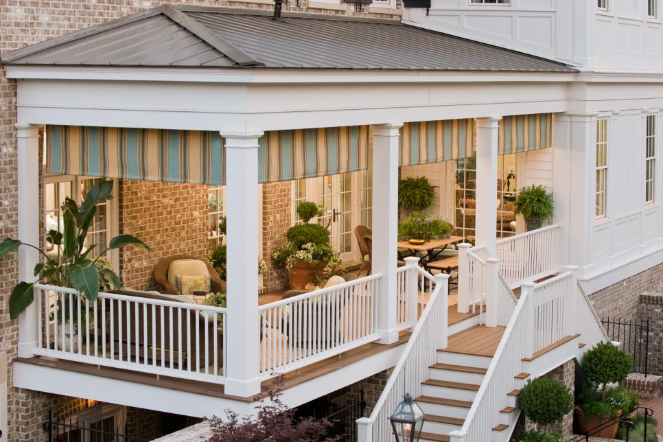 15 Charming Porches Hgtv