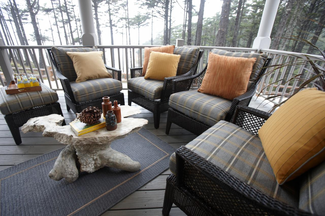 Porch Furniture And Accessories