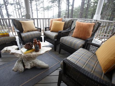 Porch Furniture and Accessories