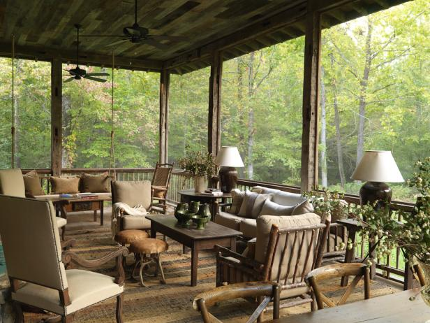 4 Types Of Porches HGTV