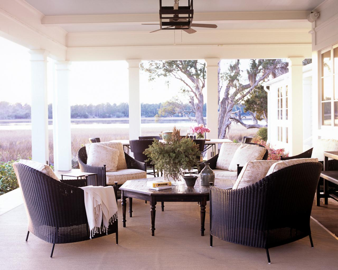 make a statement with your porch - Porch Designs Ideas