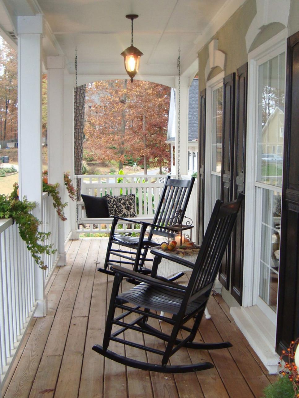 Seating Secrets For Your Porch Hgtv