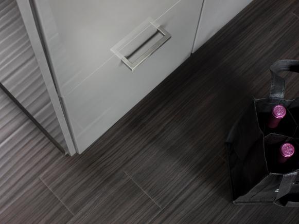 A Flooring Focal Point