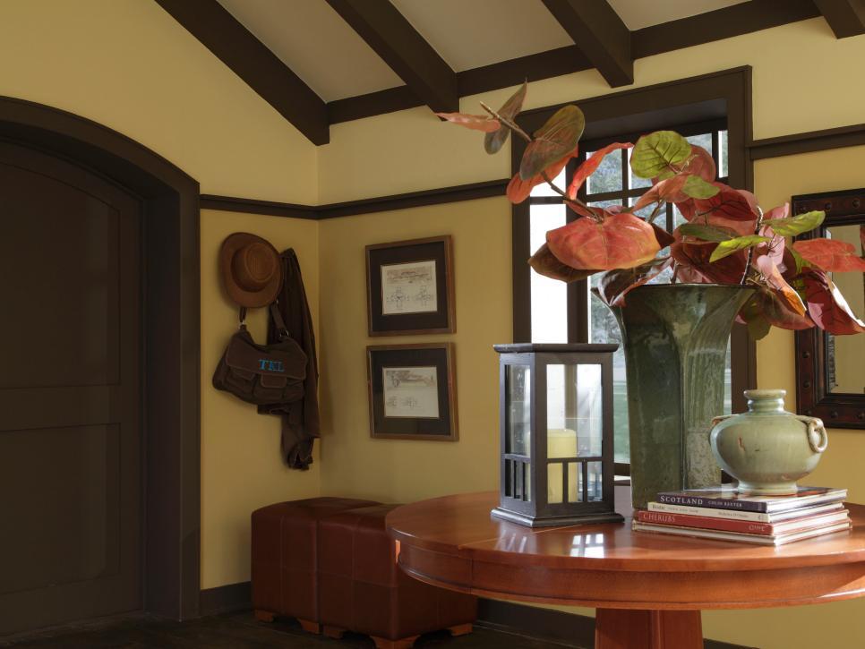 Design A Craftsman Living Room Hgtv