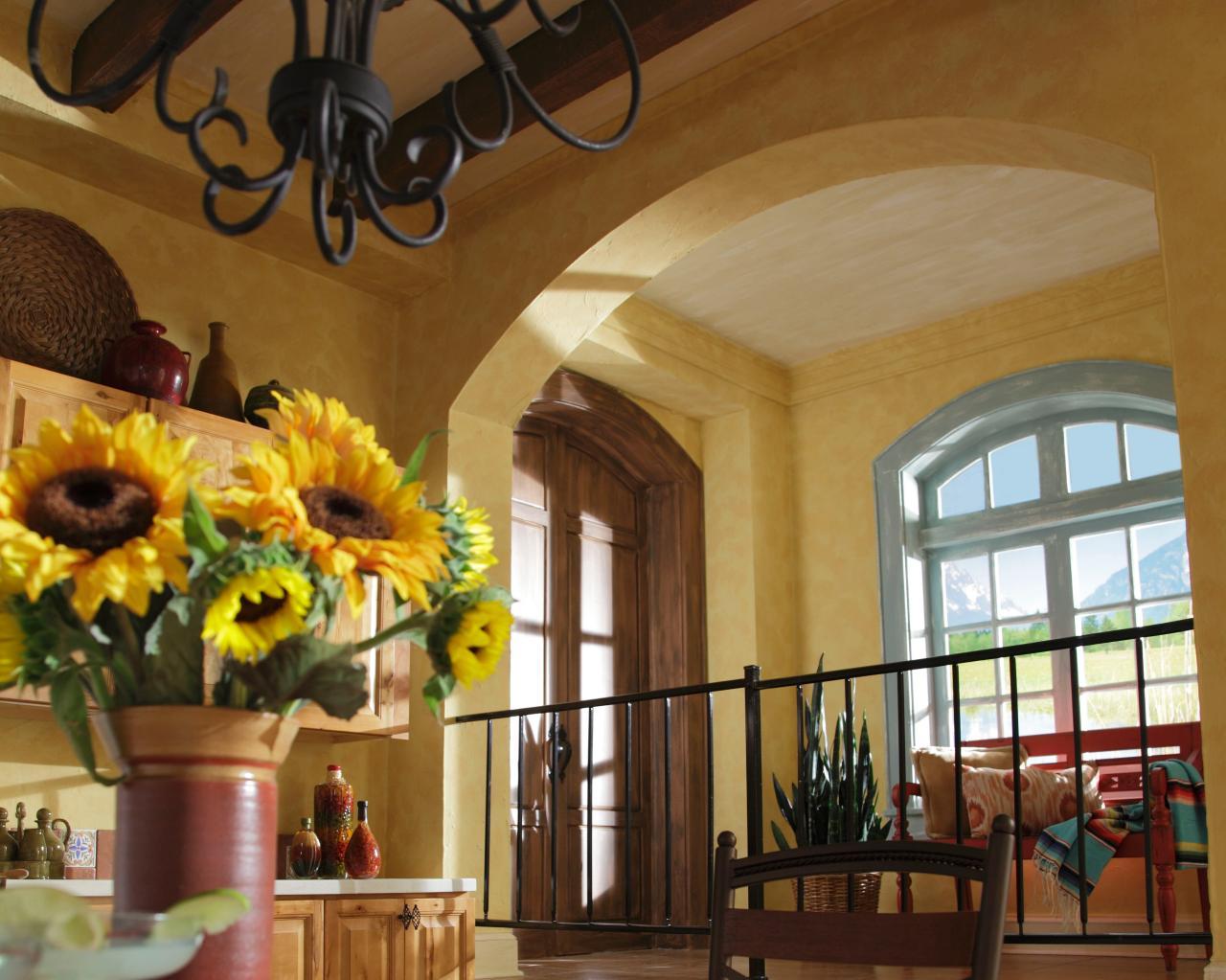 interior details for top design styles hgtv southwestern design