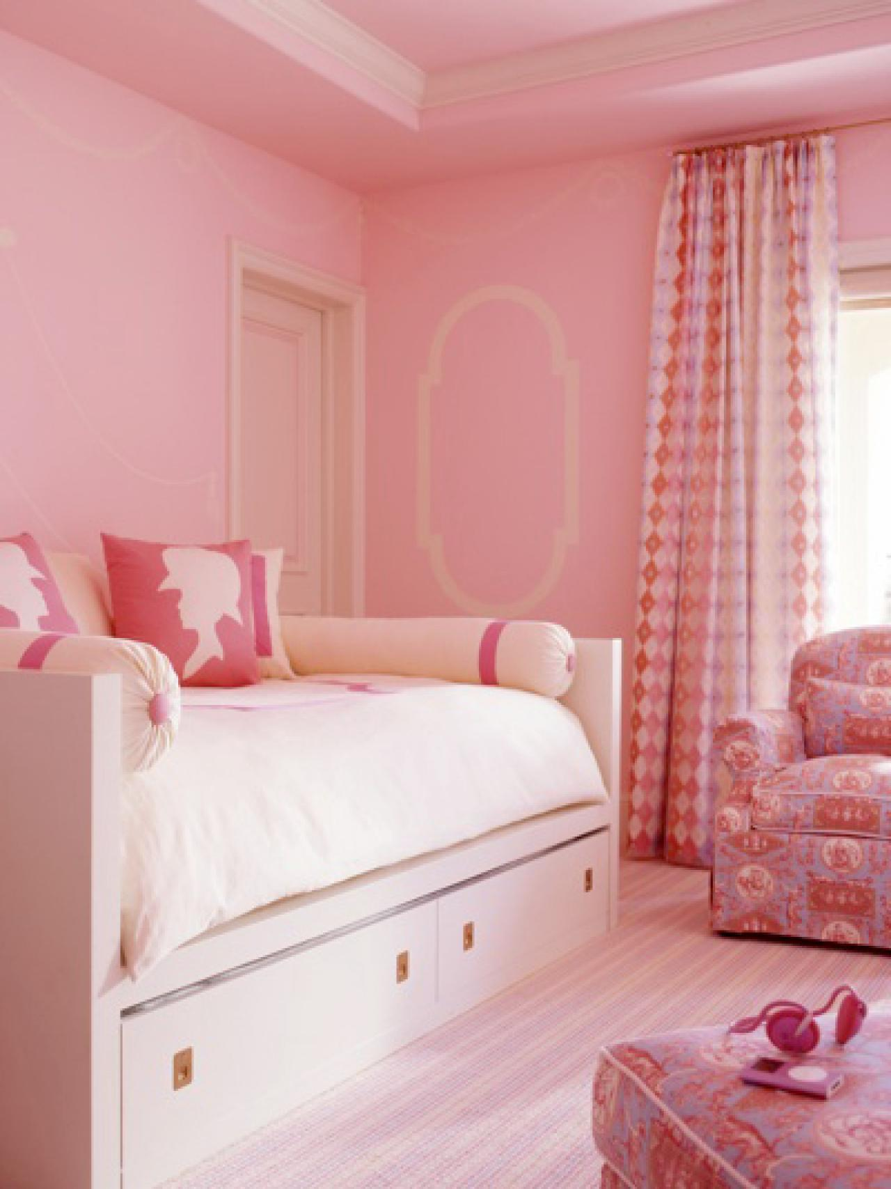 Paint colors for bedrooms pink - Cottage Charm