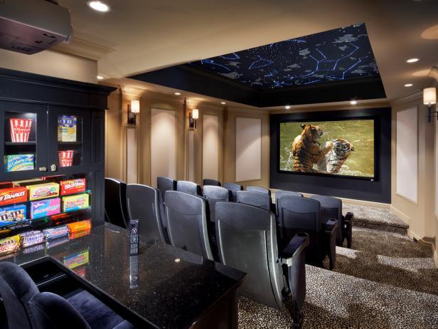 Cedia 2012 home theater finalist fierce performance hgtv - Home theater interior designs hacks ...