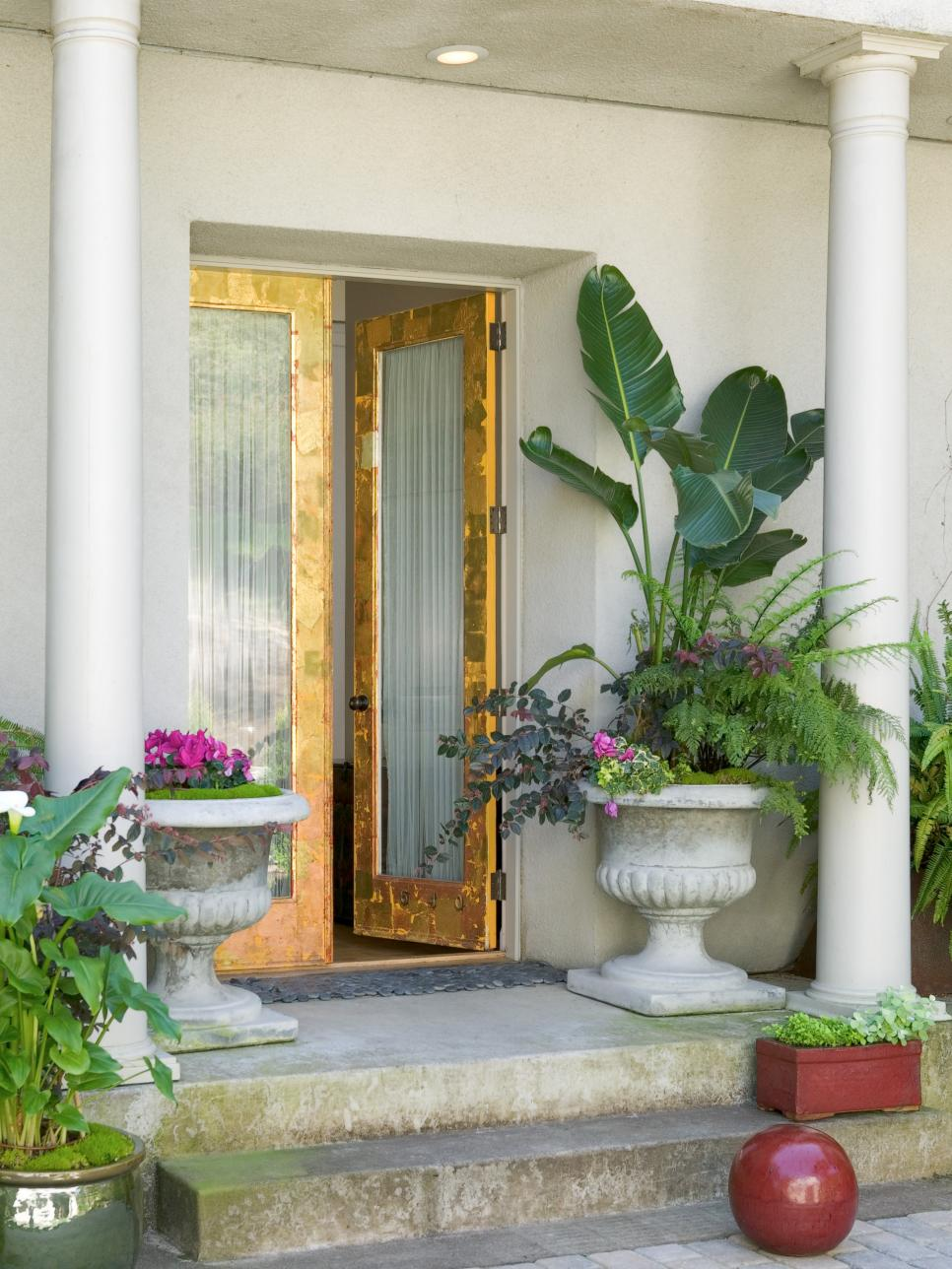 Front Door Foyer Designs : Stunning entryways and front door designs hgtv