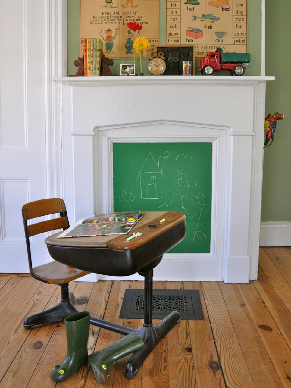 17 Hot Fireplace Designs