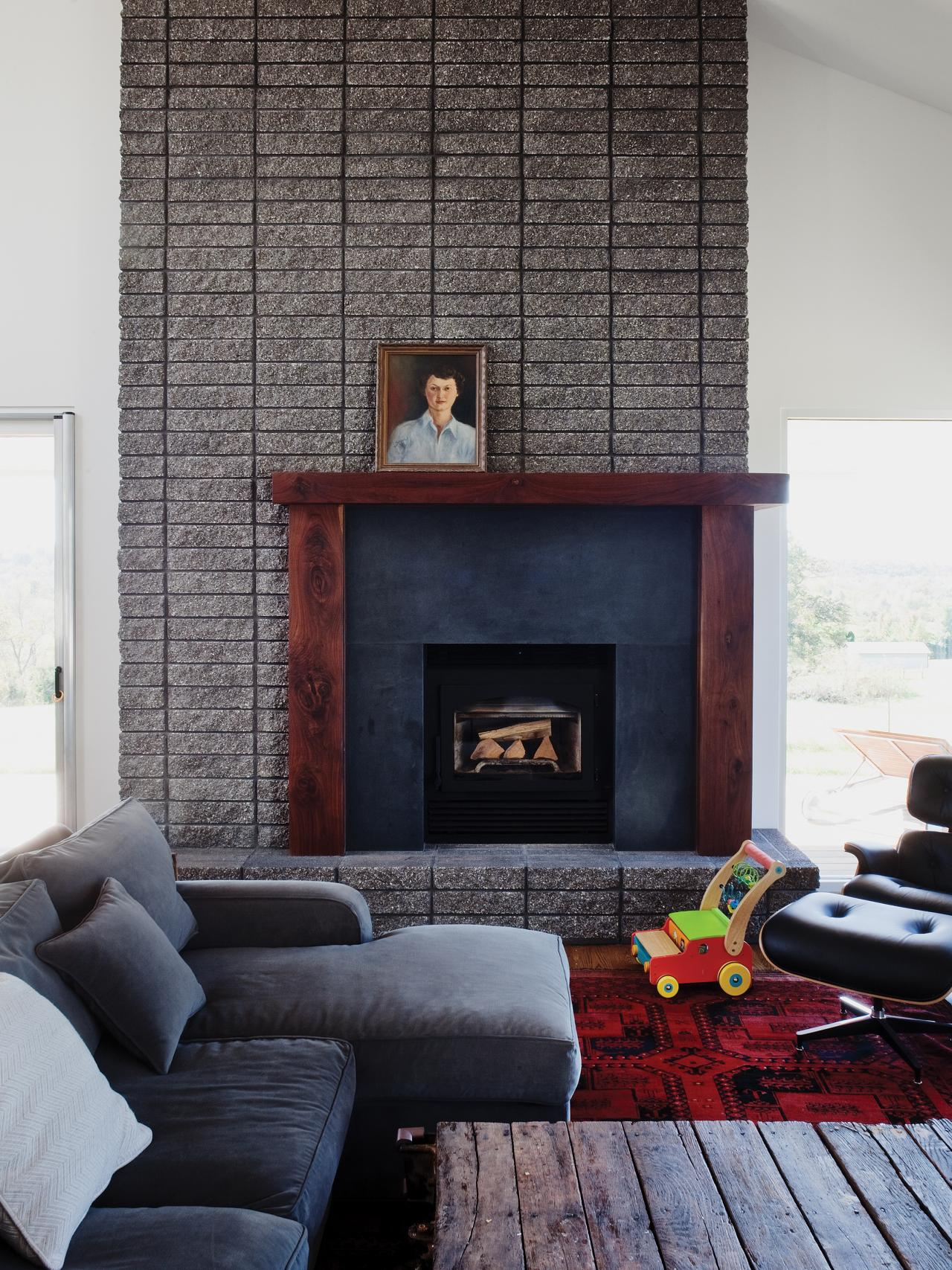 Top Mantel Design Ideas Home Remodeling Ideas For Basements Home Theaters More Hgtv