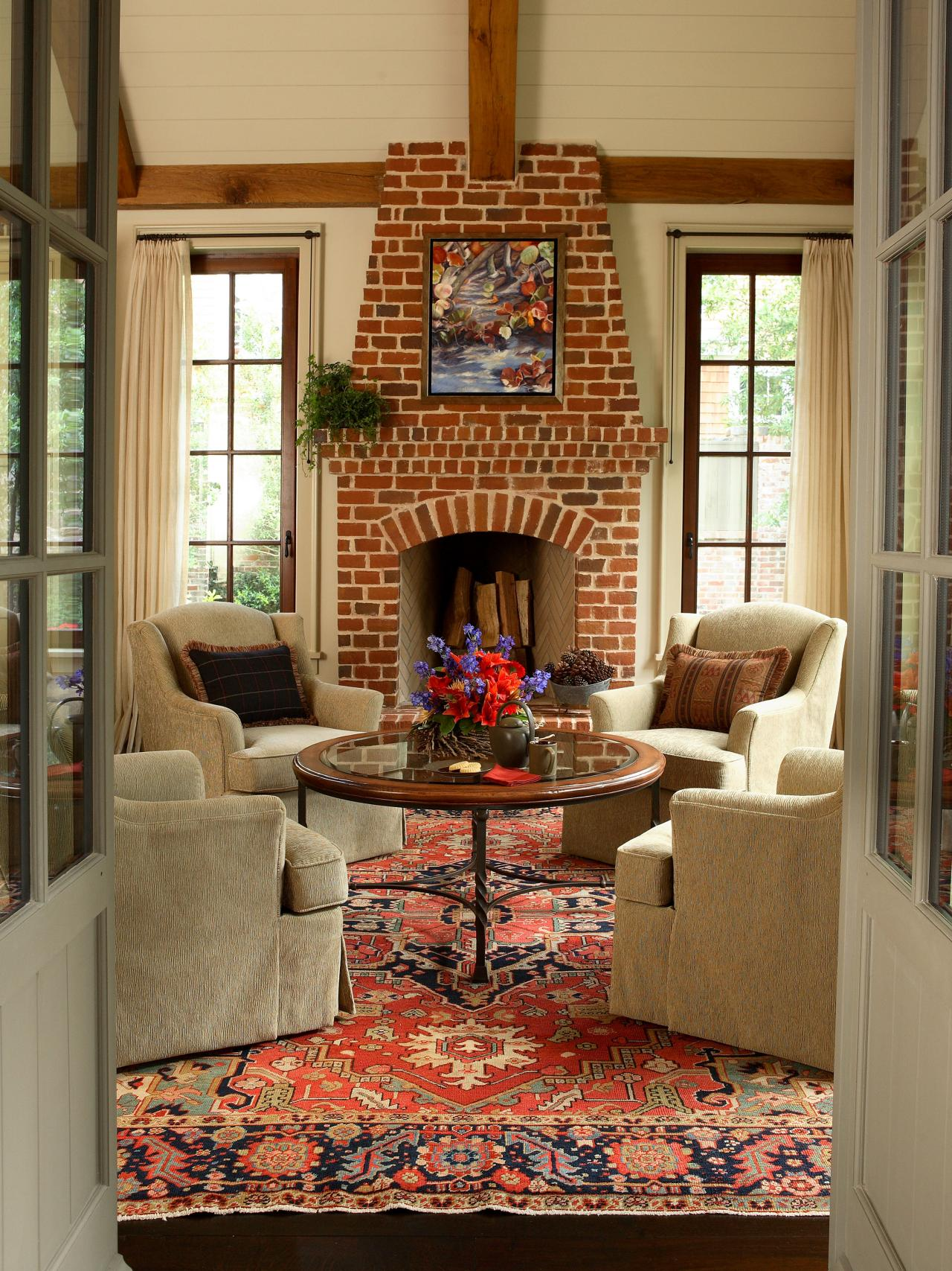 Fireplaces Stone Brick And More Home Remodeling