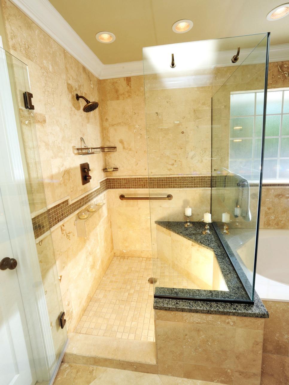 Bathroom Remodel Ideas To Inspire You: Bathroom Shower Designs