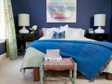 Small Bedroom Color small bedroom color schemes: pictures, options & ideas | hgtv