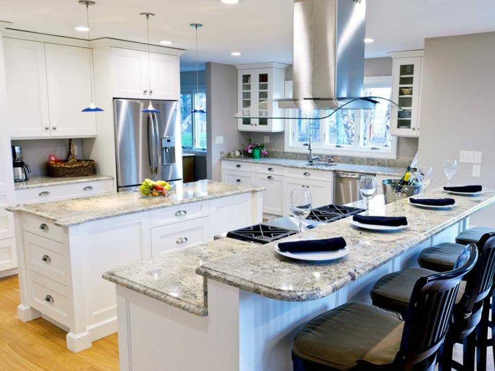 Design a contemporary kitchen hgtv for Popular kitchen designs