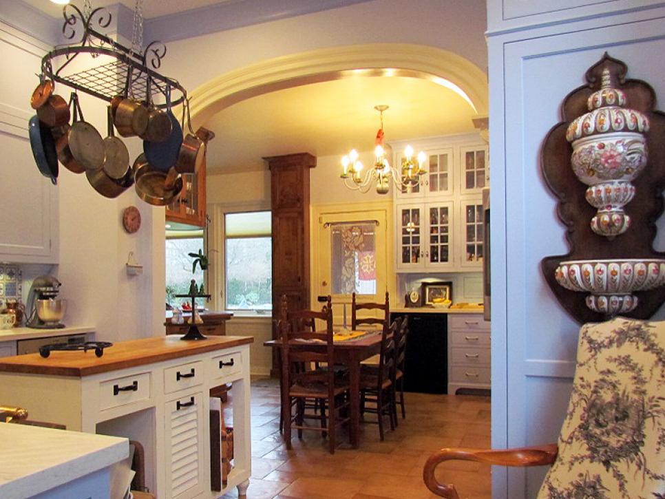 Mediterranean Style Kitchens Hgtv