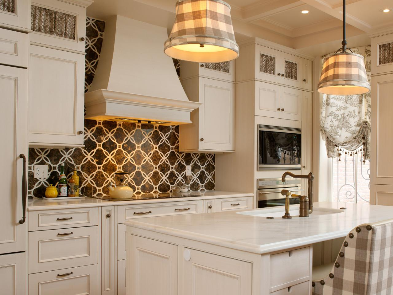 Kitchen Backsplash Designs Delectable Kitchen Backsplash Design Ideas  Hgtv Design Inspiration