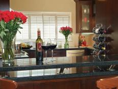 Winebar countertop