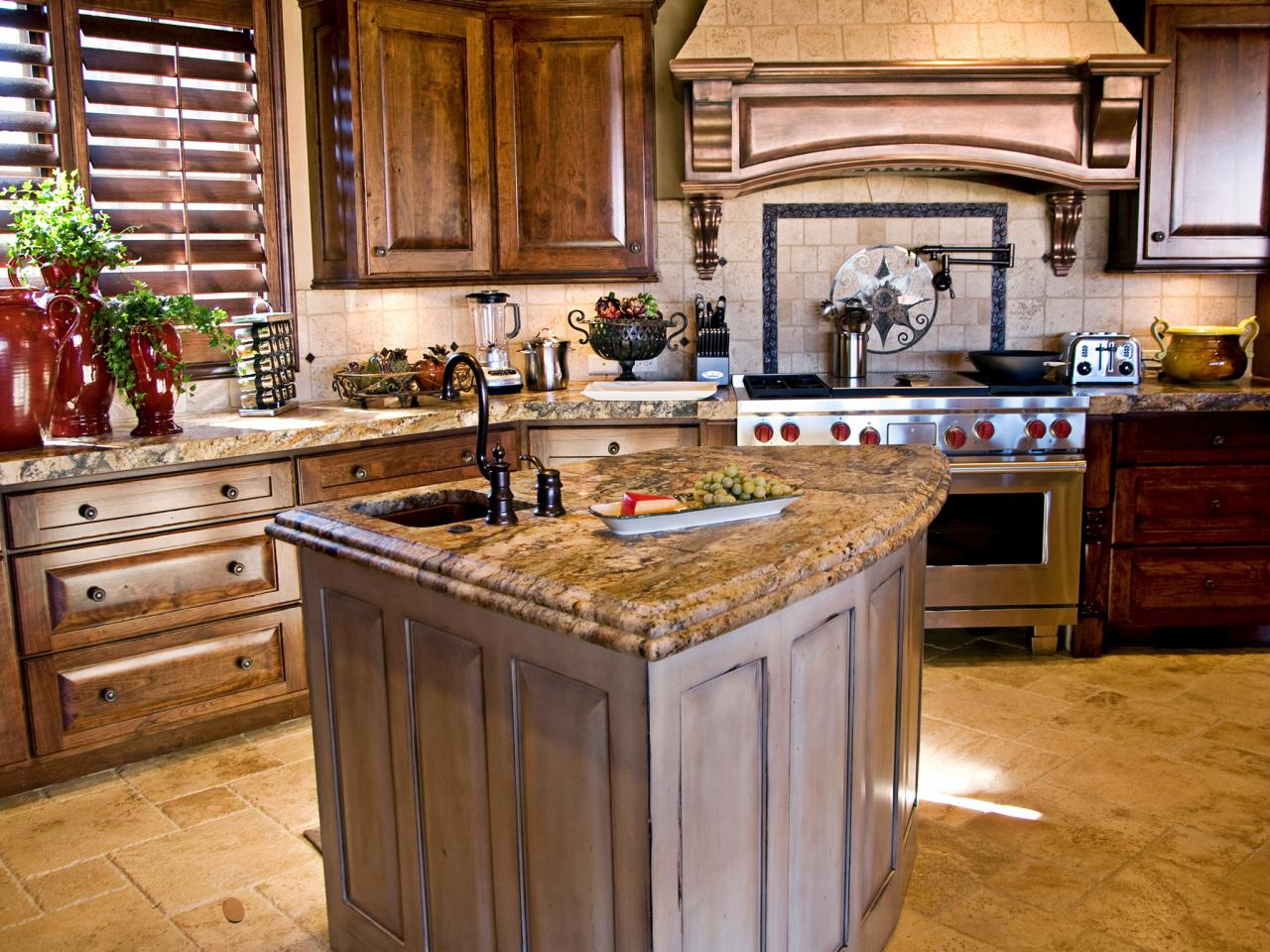 Custom Kitchen Islands That Look Like Furniture Kitchen Island Furniture  Hgtv