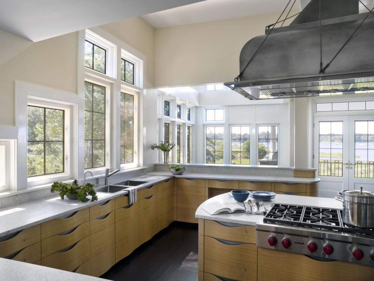 Design Kitchen Online top kitchen design styles: pictures, tips, ideas and options | hgtv