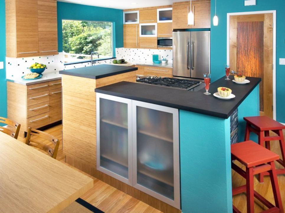 7 Coastal Inspired Kitchens Hgtv