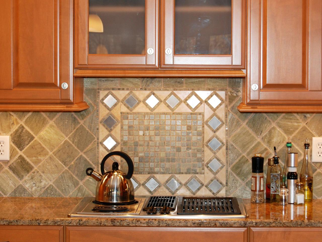 Kitchen backsplash tile ideas hgtv Backsplash mosaic tile