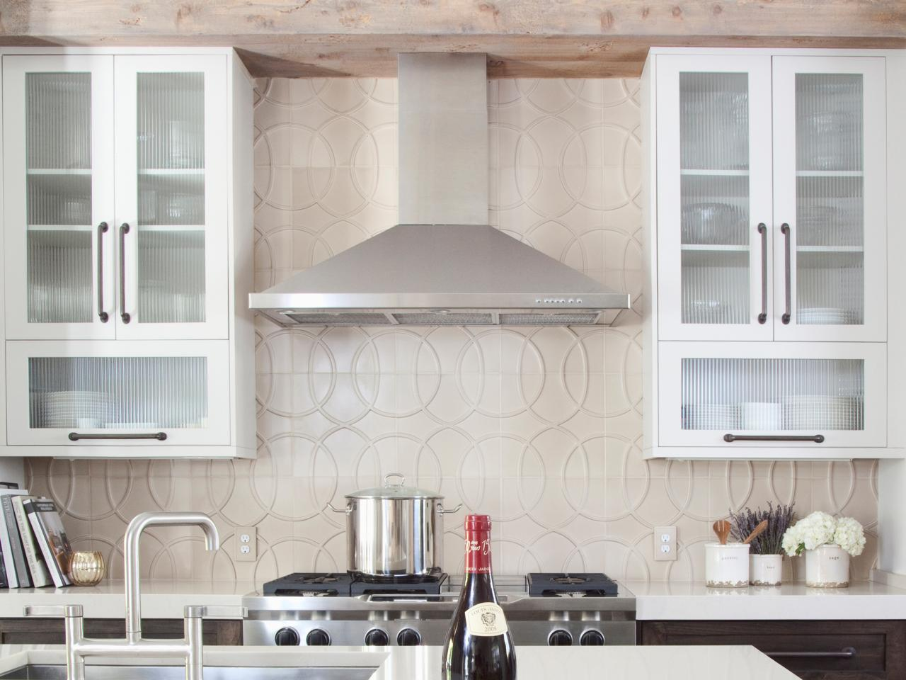 Backsplash Design kitchen backsplash tile ideas | hgtv