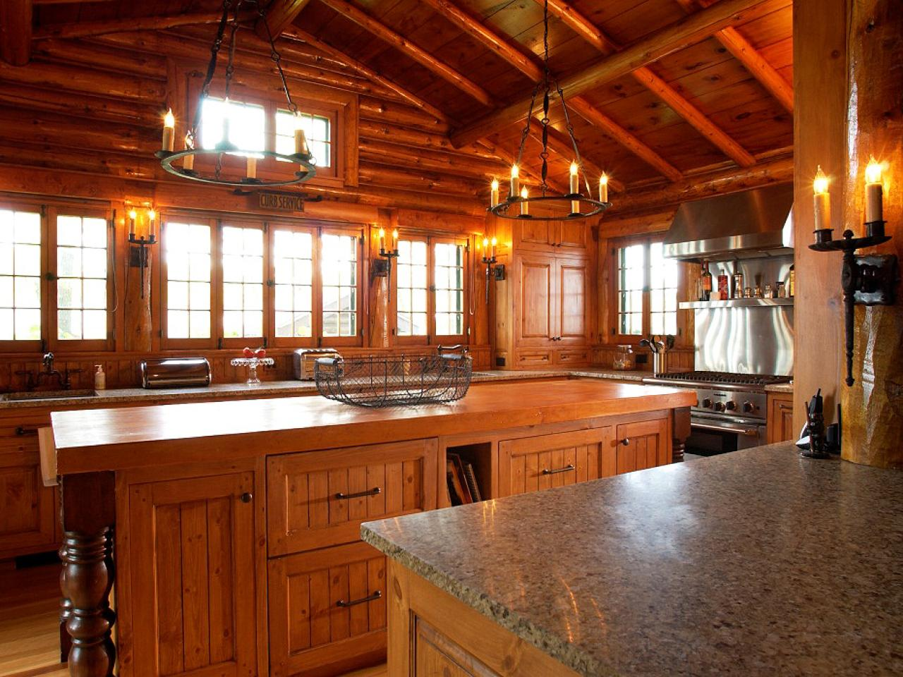 Cozy country kitchen designs kitchen designs choose kitchen layouts remodeling materials - Kitchen styles and designs ...