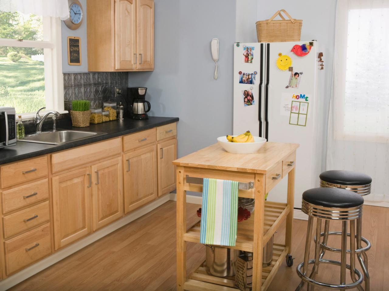 Kitchen Island Breakfast Bar: Pictures & Ideas From HGTV | HGTV