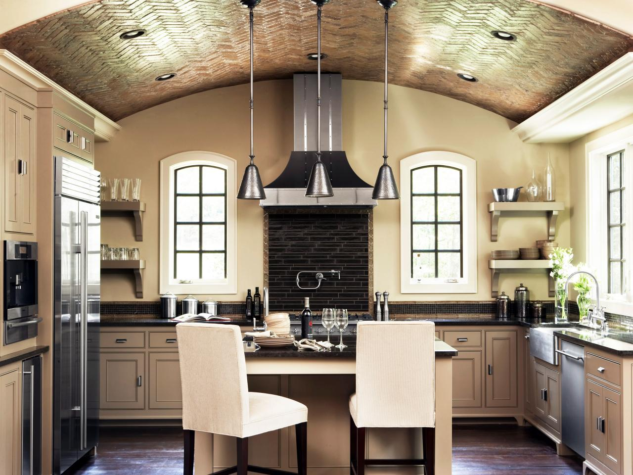 Old world kitchen designs photo gallery - Timeless Details