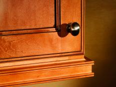 Kitchen Cabinet Components and Accessories