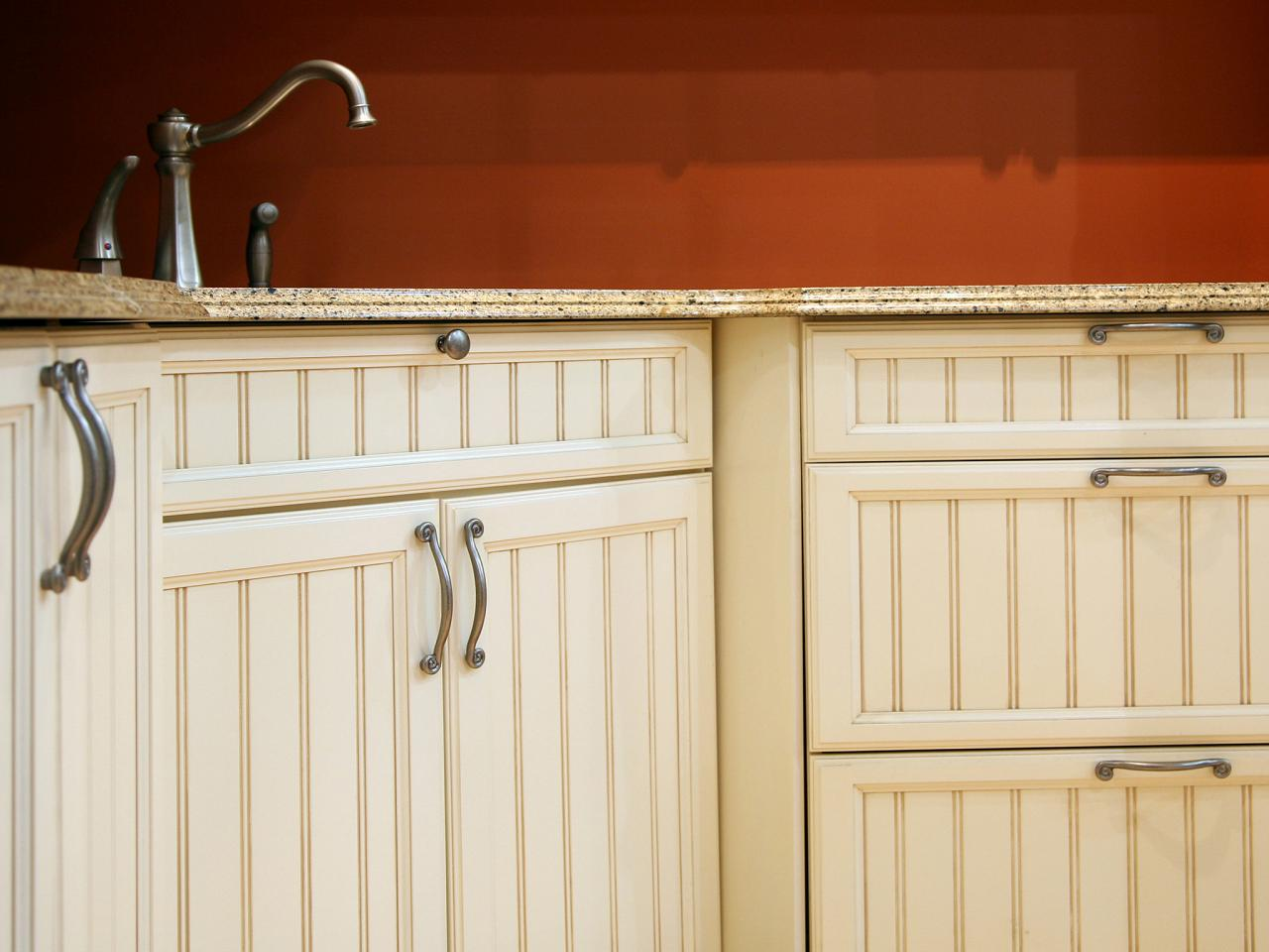 good Adding Handles To Kitchen Cabinets #6: Corner Kitchen Cabinets