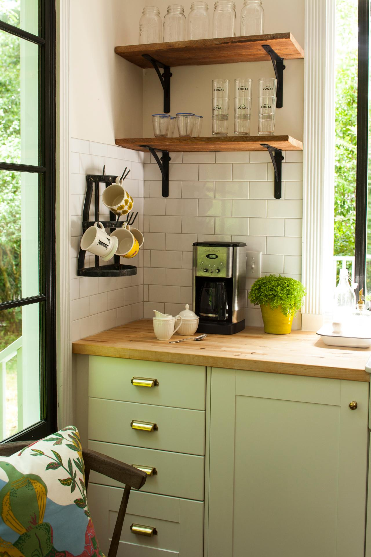 Farm House Kitchen Dated Kitchen Goes Mod Farmhouse Hgtv