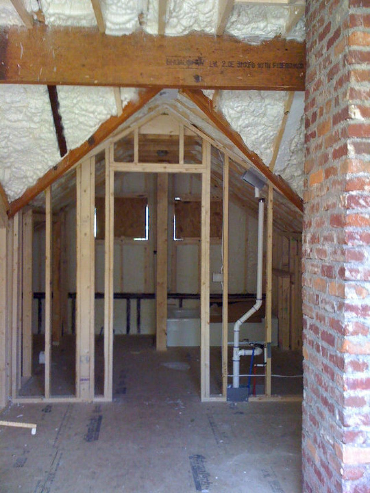 Amazing Attic Renovation Home Remodeling Ideas For