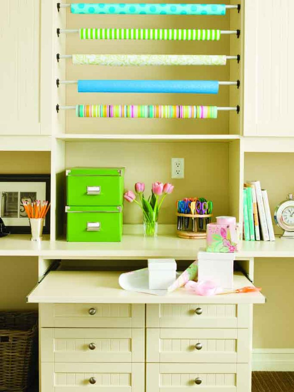 8 Craft Room And Wrapping Station Ideas Hgtv