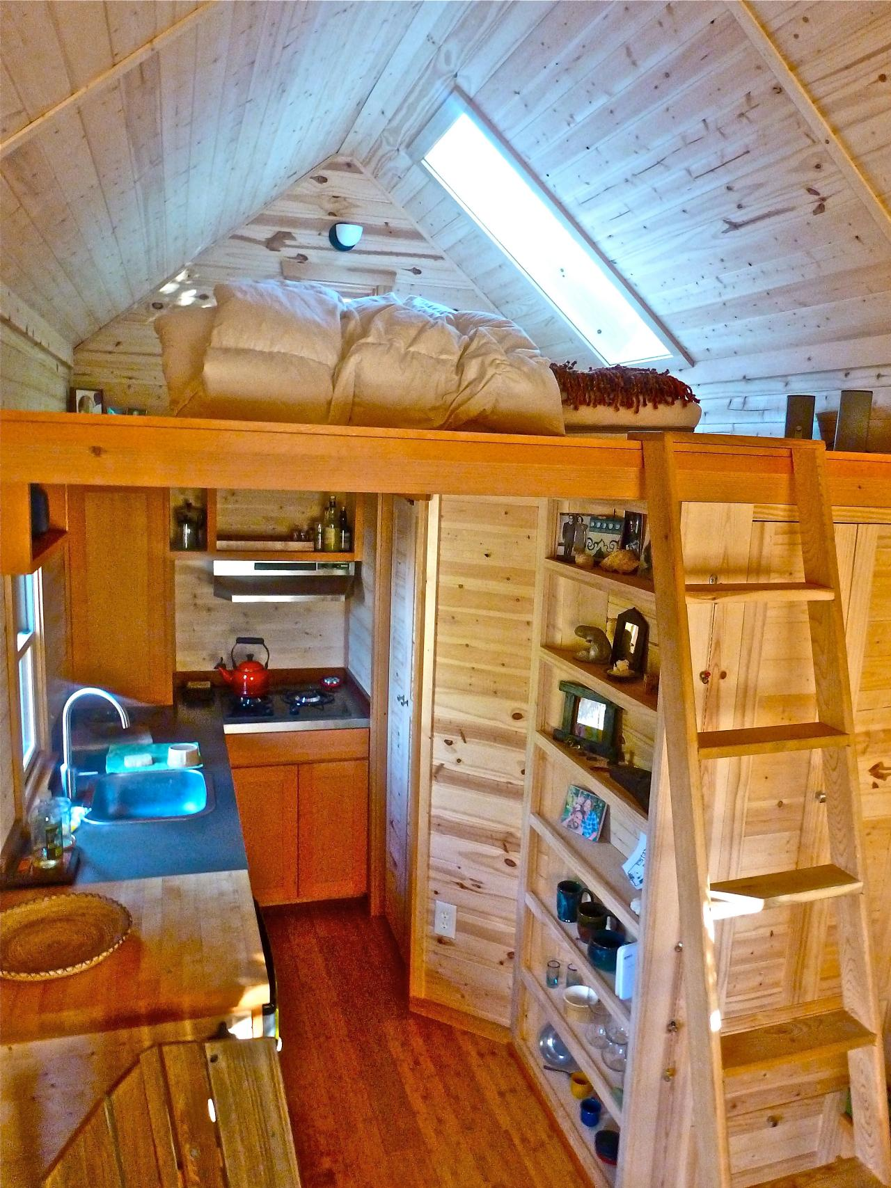 Tiny Homes That Are Big on Storage | HGTV\'s Decorating & Design ...
