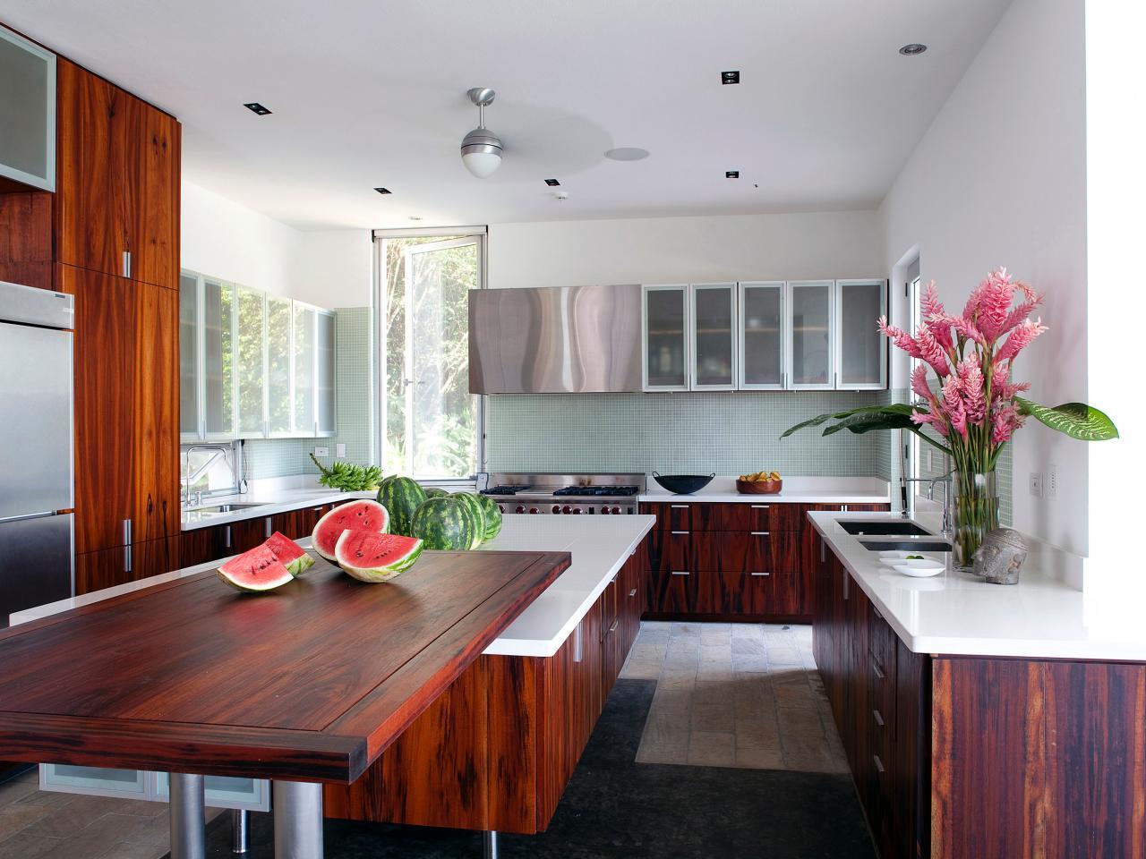 Uncategorized Wood Kitchen Countertops wood kitchen countertops hgtv inspired examples of countertops