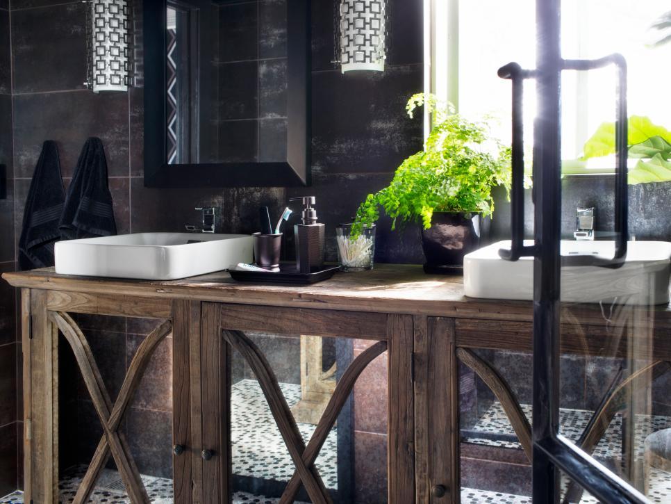10 Tips For Repurposing A Vanity Hgtv