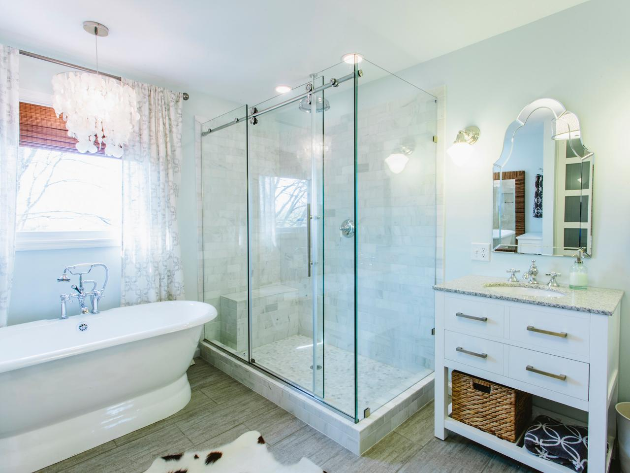 Bathroom Shower Designs Bathroom Design Choose Floor Plan Bath Remodeling Materials Hgtv