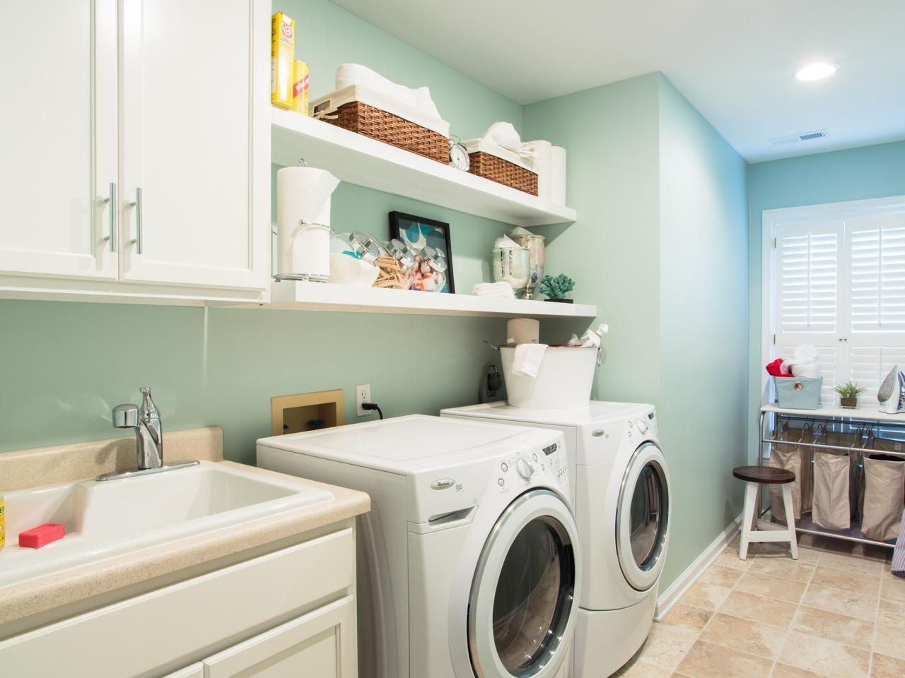 Laundry Room Organization And Storage Ideas Pictures