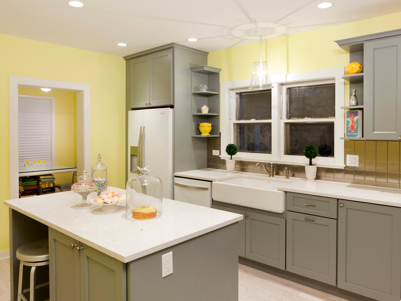 White Quartz Kitchen Countertops quartz kitchen countertops: pictures & ideas from hgtv | hgtv