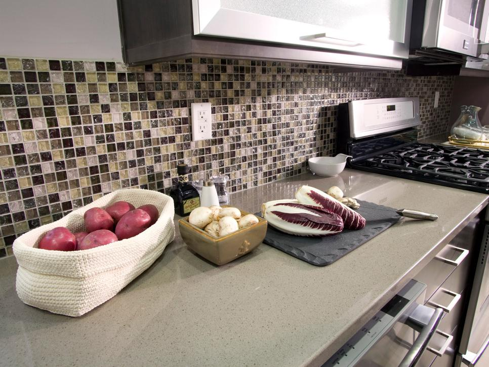 Inspired Examples Of Quartz Kitchen Countertops Hgtv