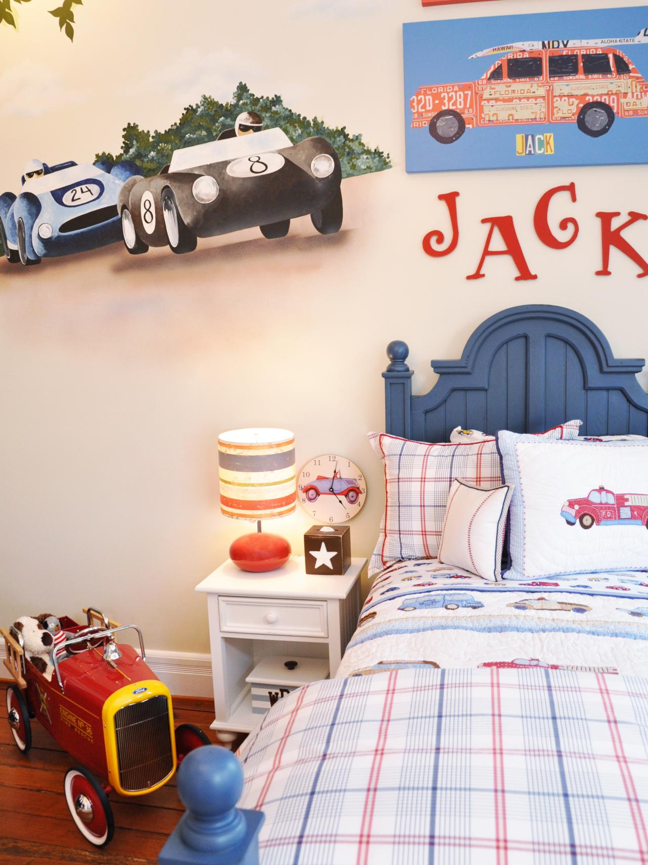 choosing a kid u0027s room theme hgtv