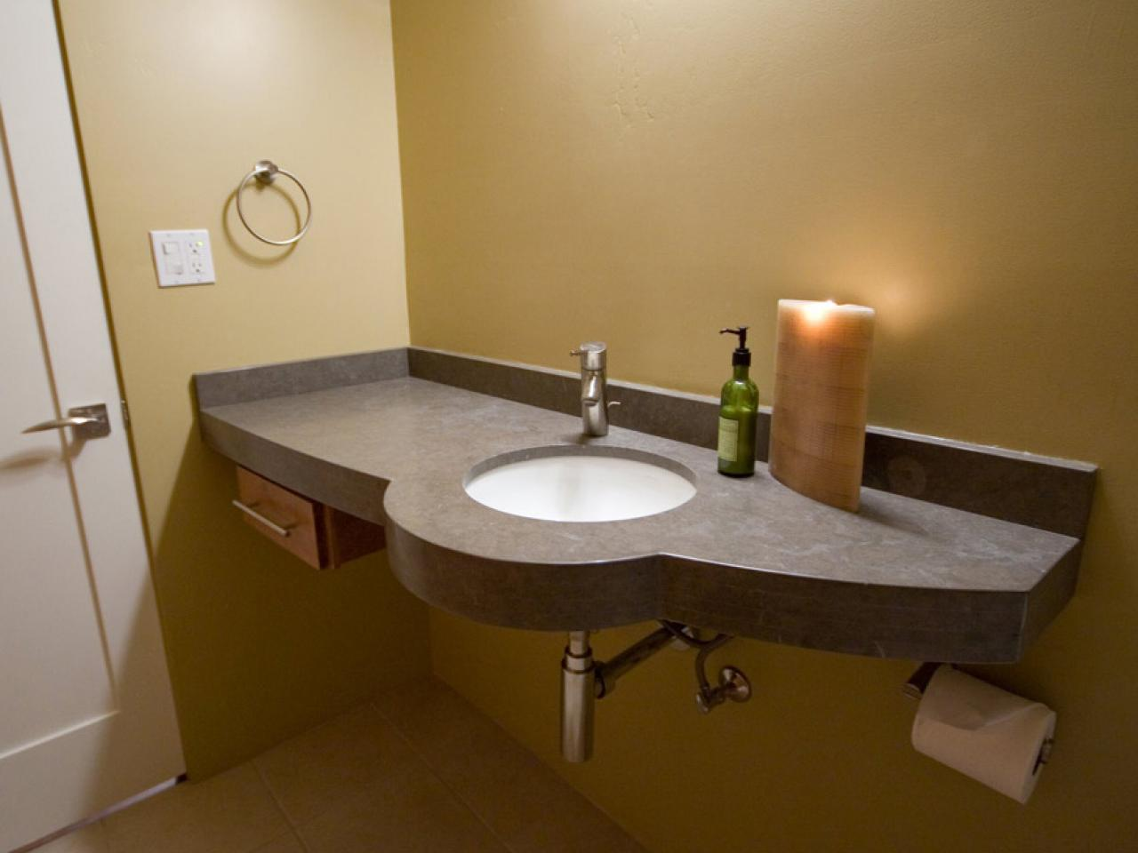 wallmount sinks