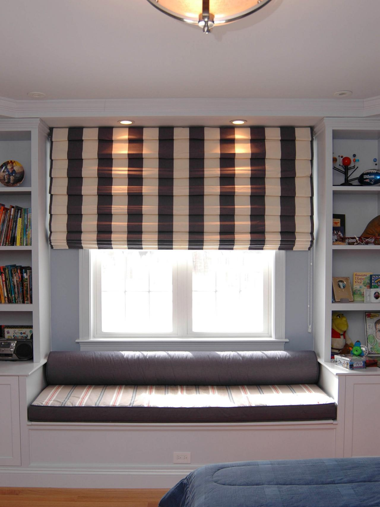 Whimsical Window Treatments Home Remodeling Ideas For