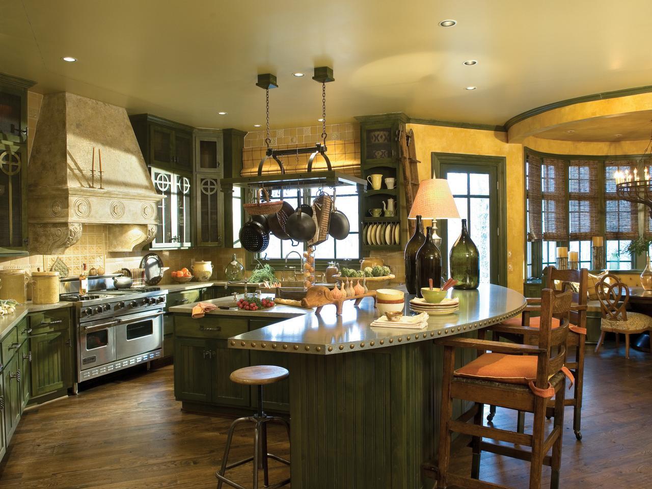 Craftsman Kitchen Photos